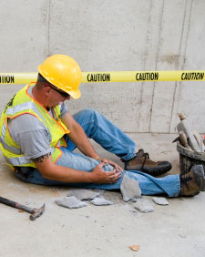Work Comp Injury In Fontana California