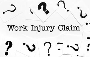 Work Injury Claim SOL